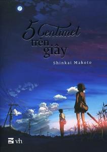 sach 5 centimet tren giay 211x300 - 19 cuốn sách Light Novel hay khiến người đọc không thể rời mắt