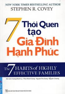 sach 7 thoi quen tao gia dinh hanh phuc 209x300 - 11 quyển sách hay tặng chồng cực kỳ ý nghĩa