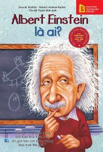 sach albert einstein la ai 204x300 - 11 cuốn sách hay về Albert Einstein cung cấp rất nhiều thông tin giá trị