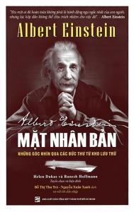 sach albert einstein mat nhan ban 189x300 - 11 cuốn sách hay về Albert Einstein cung cấp rất nhiều thông tin giá trị