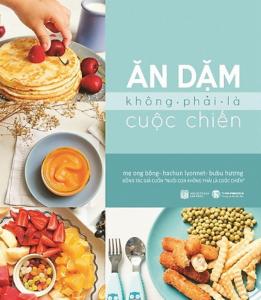 sach an dam khong phai la cuoc chien 1 261x300 - 10 cuốn sách hay về ăn dặm dễ hiểu, dễ nhớ và dễ áp dụng