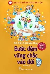 sach bac si rieng cua be buoc dem vung chac vao doi 203x300 - 15 cuốn sách nuôi dạy con hay làm cha mẹ nên đọc