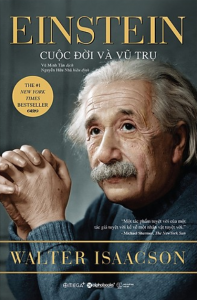 sach einstein cuoc doi va vu tru 197x300 - 11 cuốn sách hay về Albert Einstein cung cấp rất nhiều thông tin giá trị