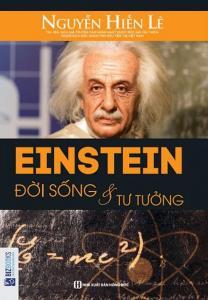 sach einstein doi song tu tuong 208x300 - 11 cuốn sách hay về Albert Einstein cung cấp rất nhiều thông tin giá trị