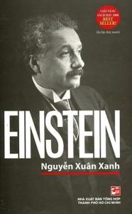 sach einstein nguyen xuan xanh 186x300 - 11 cuốn sách hay về Albert Einstein cung cấp rất nhiều thông tin giá trị