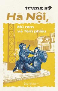 sach ha noi mu rom va tem phieu 193x300 - 11 quyển sách hay về Hà Nội khắc họa chi tiết chân dung của thành phố nghìn năm tuổi