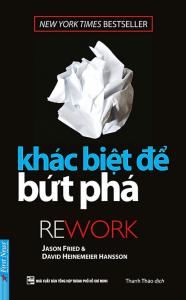 sach khac biet de but pha 186x300 - 50 cuốn sách kinh doanh hay nên đọc đối với bất kỳ ai