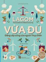 sach lagom vua du 150x200 - Lagom - Vừa Đủ - Đẳng Cấp Sống Của Người Thụy Điển