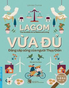 sach lagom vua du 235x300 - 25 cuốn sách hay về cuộc sống vô cùng giản dị và gần gũi
