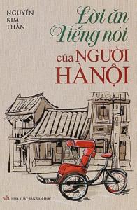 sach loi an tieng noi cua nguoi ha noi 196x300 - 11 quyển sách hay về Hà Nội khắc họa chi tiết chân dung của thành phố nghìn năm tuổi