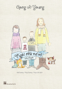 sach ngoi nha vui ve 211x300 - 7 cuốn sách hay về mẹ đơn thân đầy ắp bất ngờ và cảm xúc