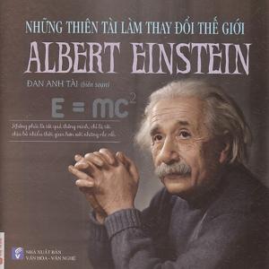 sach nhung thien tai lam thay doi the gioi albert eistein 300x300 - 11 cuốn sách hay về Albert Einstein cung cấp rất nhiều thông tin giá trị