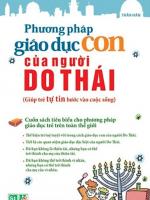sach phuong phap giao duc con cua nguoi do thai 150x200 - Phương Pháp Giáo Dục Con Của Người Do Thái