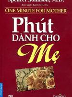 sach phut danh cho me 150x200 - Phút Dành Cho Mẹ