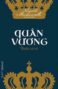sach quan vuong thuat cai tri 198x300 - 19 quyển sách hay về chính trị có sức ảnh hưởng lớn ở nhiều lĩnh vực