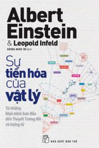 sach su tien hoa cua vat ly 200x300 - 11 cuốn sách hay về Albert Einstein cung cấp rất nhiều thông tin giá trị
