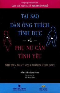 sach tai sao dan ong thich tinh duc va phu nu can tinh yeu 195x300 - 9 quyển sách hay về tán gái giúp mở khóa tình yêu