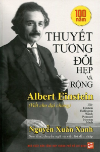 sach thuyet tuong doi hep va rong 198x300 - 11 cuốn sách hay về Albert Einstein cung cấp rất nhiều thông tin giá trị