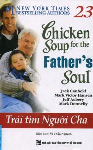 sach trai tim nguoi cha 187x300 - 10 quyển sách hay về cha gây xúc động và truyền cảm hứng thật sự đến người đọc