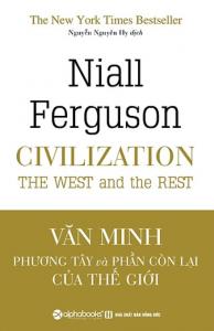 sach van minh phuong tay va phan con lai cua the gioi 194x300 - 19 quyển sách hay về chính trị có sức ảnh hưởng lớn ở nhiều lĩnh vực