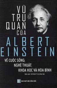 sach vu tru quan cua albert einstein 195x300 - 11 cuốn sách hay về Albert Einstein cung cấp rất nhiều thông tin giá trị