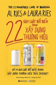 sach 22 quy luat bat bien trong xay dung thuong hieu 196x300 - 50 cuốn sách kinh doanh hay nên đọc đối với bất kỳ ai