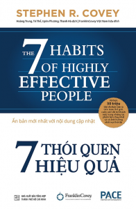 sach 7 thoi quen hieu qua 196x300 - 9 quyển sách hay về KPI cung cấp kiến thức hữu ích và thực tế