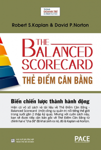 sach balanced scorecard the diem can bang 203x300 - 9 quyển sách hay về KPI cung cấp kiến thức hữu ích và thực tế