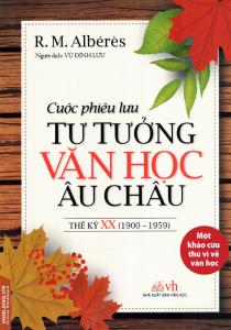 sach cuoc phieu luu tu tuong van hoc chau au 210x300 - 11 quyển sách hay về Châu Âu mở mang tầm hiểu biết của bạn