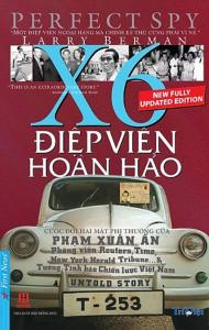 sach diep vien hoan hao x6 190x300 - 11 cuốn sách hay về điệp viên đầy bí ẩn và hấp dẫn