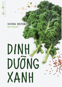 sach dinh duong xanh 213x300 - 9 quyển sách hay về rau củ quả tiếp thêm nguồn kiến thức cho bạn