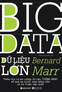 sach du lieu lon 203x300 - 9 quyển sách hay về Big Data đầy thông tuệ và nhiều thông tin