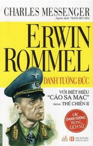 sach erwin rommel danh tuong duc 192x300 - 7 quyển sách hay về danh tướng đầy sống động và chi tiết