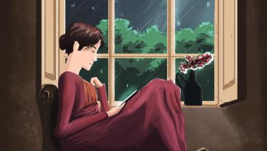Photo of 15 cuốn sách hay về mưa, đọc trong ngày mưa