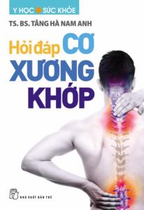 sach hoi dap co xuong khop 206x300 - 7 quyển sách hay về bệnh xương khớp cung cấp các kiến thức hữu ích