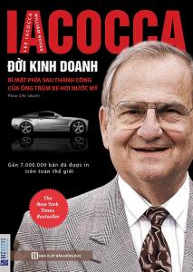 sach iacocca doi kinh doanh 213x300 - 50 cuốn sách kinh doanh hay nên đọc đối với bất kỳ ai