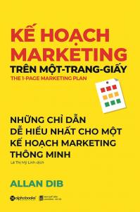 Kế Hoạch Marketing Trên Một – Trang – Giấy
