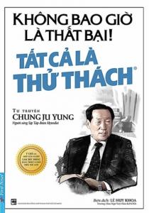 sach khong bao gio la that bai 210x300 - 11 quyển sách hay về thất bại mang tới những bài học giá trị
