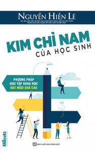 sach kim chi nam cua hoc sinh phuong phap hoc tap khoa hoc 189x300 - 11 quyển sách hay về học tập hiệu quả, hợp lý và khoa học