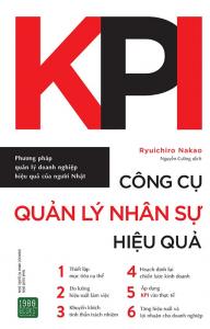 sach kpi cong cu quan ly nhan su hieu qua 192x300 - 9 quyển sách hay về KPI cung cấp kiến thức hữu ích và thực tế