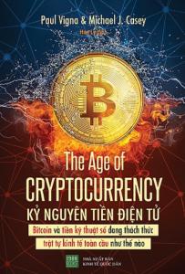 sach ky nguyen tien dien tu 203x300 - 7 quyển sách hay về đồng tiền ảo mở ra nhiều cơ hội và thách thức