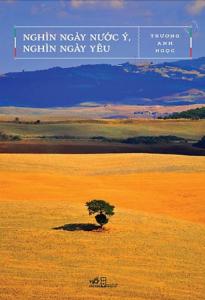 sach nghin ngay nuoc y nghin ngay yeu 205x300 - 11 quyển sách hay về nước Ý cuốn ta vào những niềm yêu ngây ngất
