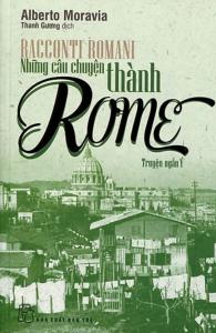 sach nhung cau chuyen thanh rome 195x300 - 11 quyển sách hay về nước Ý cuốn ta vào những niềm yêu ngây ngất