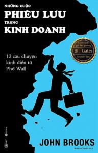 sach nhung cuoc phieu luu trong kinh doanh 192x300 - 50 cuốn sách kinh doanh hay nên đọc đối với bất kỳ ai