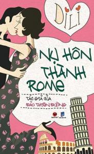 sach nu hon thanh rome 183x300 - 11 quyển sách hay về nước Ý cuốn ta vào những niềm yêu ngây ngất