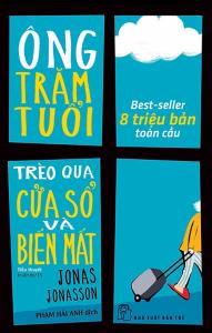 sach ong tram tuoi treo qua cua so va bien mat 191x300 - 25 cuốn sách chuyển thể thành phim bạn nên tìm đọc