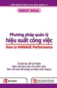 sach phuong phap quan ly hieu suat cong viec 196x300 - 9 quyển sách hay về KPI cung cấp kiến thức hữu ích và thực tế