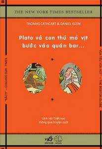 sach plato va con thu mo vit buoc vao quan bar 206x300 - 25 cuốn sách hay về triết học làm thay đổi người đọc