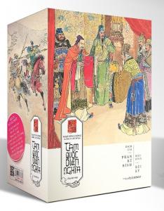 sach tam quoc dien nghia 234x300 - 25 cuốn sách chuyển thể thành phim bạn nên tìm đọc