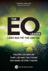 sach the eq leader lanh dao tri tue cam xuc 202x300 - 11 quyển sách hay về EQ giúp bạn thấu hiểu cảm xúc